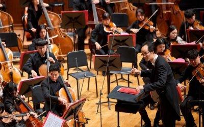 [ET-ENT 클래식] '대학오케스트라축제'(6) 한양 필하모닉 오케스트라(지휘 최희준)