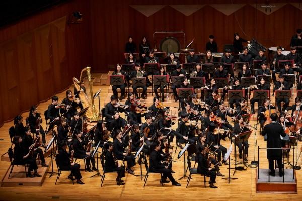 '한양 필하모닉 오케스트라' 공연사진. 사진=예술의전당 제공