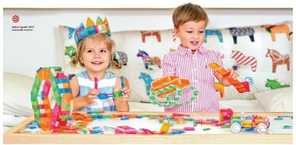 [42회 유교전] 다나플레이, 유아교육전에서 새로운 블록 선보인다