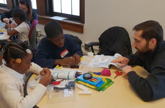 현대모비스 주니어 공학교실, 美 디트로이트서 첫 수업