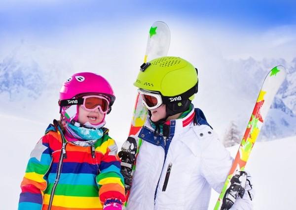 [42회 유교전] 베이비반즈 코리아, 유아교육전에서 아동 스키 방한용품 소개