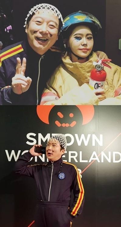 사진=SM엔터테인먼트 SNS