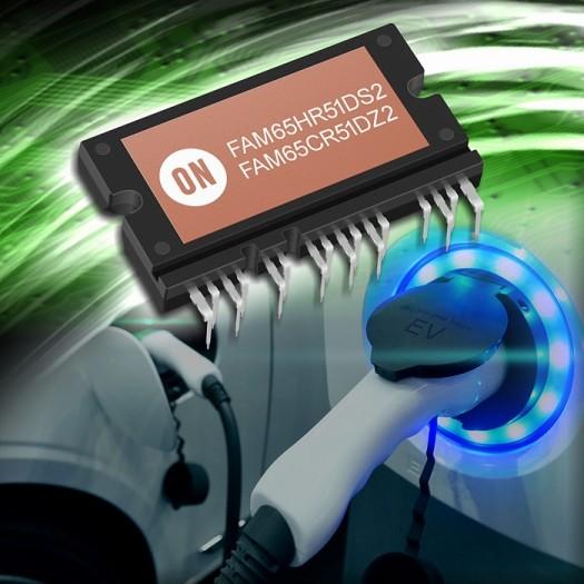 온세미컨덕터의 차량용 지능형 파워 모듈 FAM65xxxx