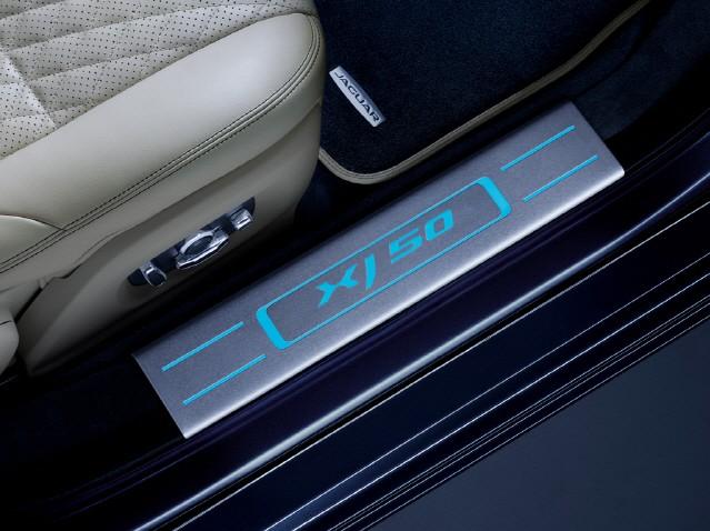 재규어랜드로버, XJ 탄생 50주년 기념 'XJ50' 스페셜 에디션 출시