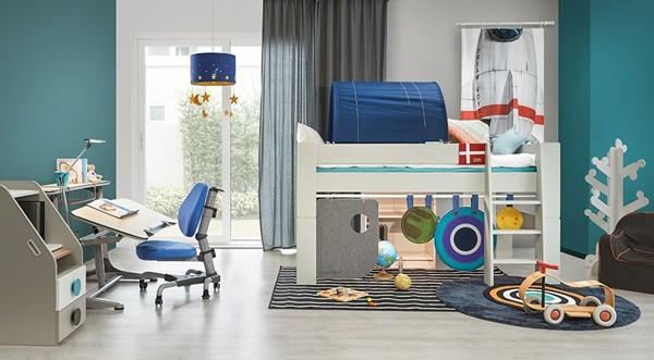 [42회 유교전] 니스툴그로우, 신제품 덴마크 원목 벙커침대 유아교육전에서 첫 선보인다