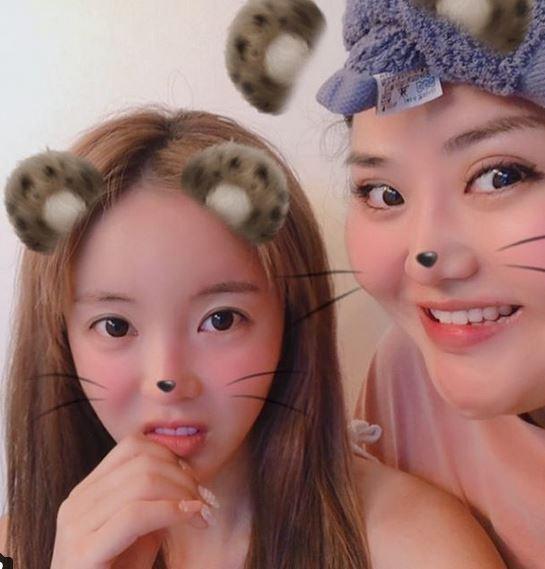 사진=홍진영 SNS
