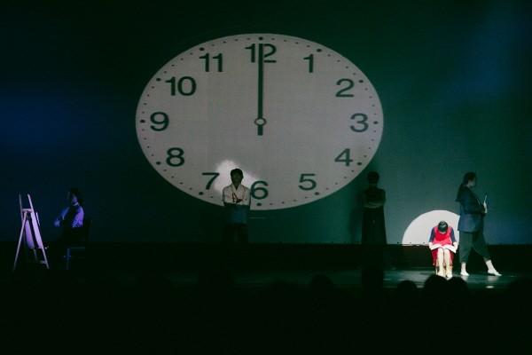 '신소공녀' 공연사진. 사진=댄스시어터샤하르 제공