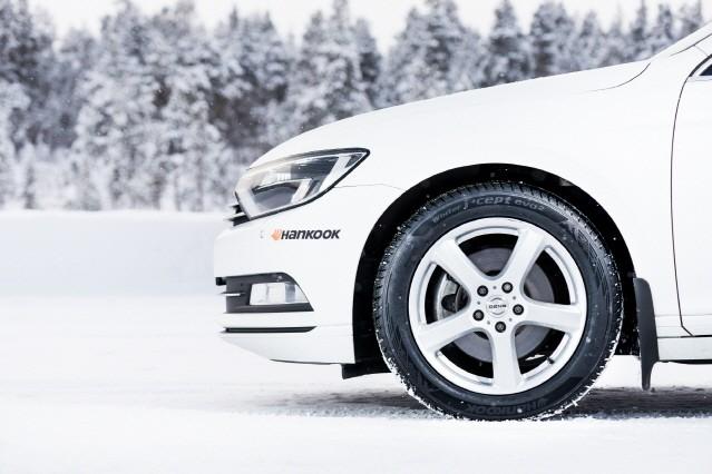 한국타이어, 유럽 겨울용 타이어 테스트에서 '최고 수준' 입증