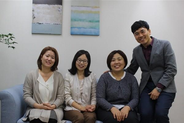 심리상담연구소 사람과 사람 상담진. 사진=김기환 제공