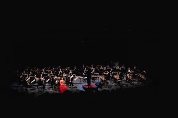 오행시 콘서트 '행복한 국악을 만나다' 공연사진. 사진=구로문화재단 제공