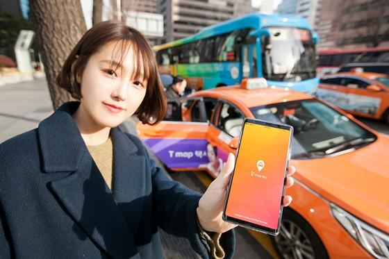 티맵 택시, 택시 기사 10만 명 동참, 배차 성공율도 3배 이상 껑충