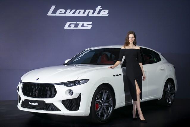마세라티, 최고시속 292㎞ '르반떼 GTS' 출시