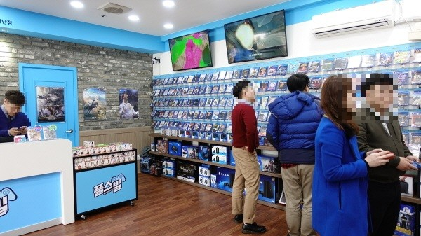 무제한 비디오게임 대여전문점 플스빌, 12월 1일 오산점 신규 오픈