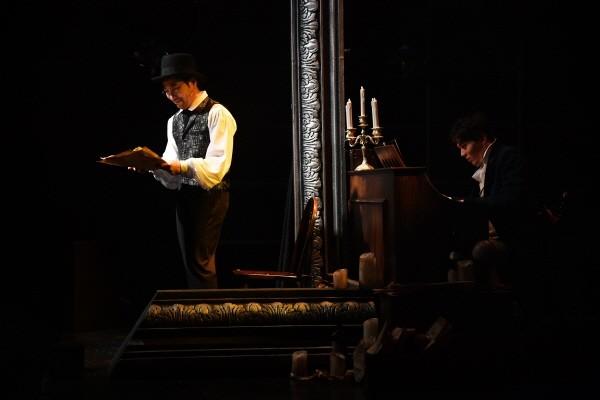 '루드윅 : 베토벤 더 피아노' 공연사진. 사진=과수원뮤지컬컴퍼니 제공
