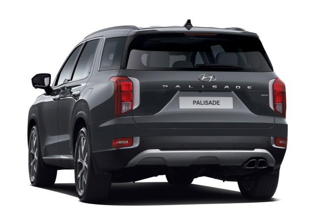 현대차, 8인승 대형 SUV '팰리세이드' 사전계약 돌입