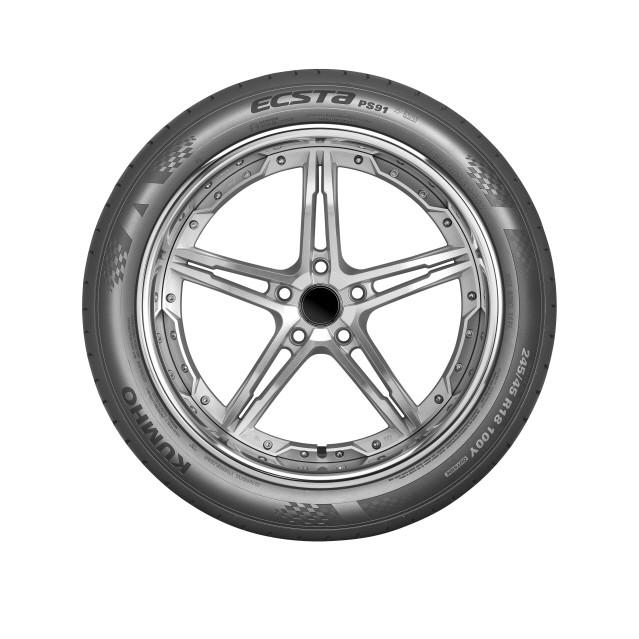 금호타이어, BMW 5시리즈에 OE용 타이어 공급