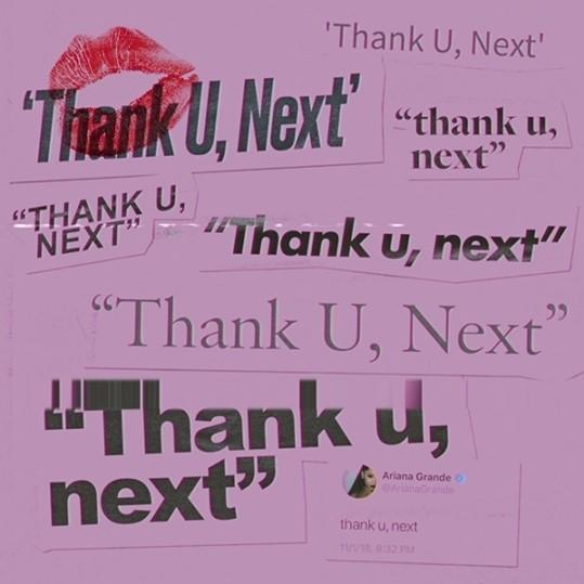 아리아나 그란데, 싱글 'Thank U, Next' & 'Santa Tell Me' 음원 차트 상위권 안착