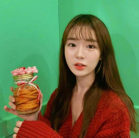 사진=김진아 인스타그램
