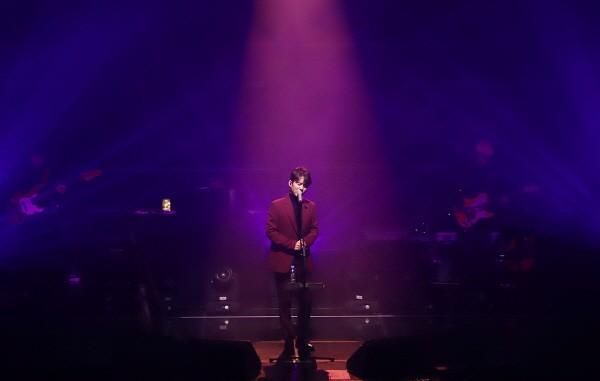 2018 콘서트 '하동균' 공연사진. 사진=쇼노트 제공
