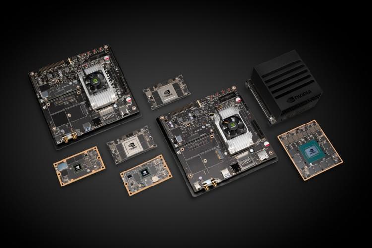 엔비디아 젯슨 AGX 자비에 모듈