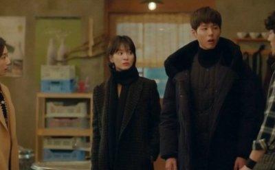 [ET-ENT 드라마] '남자친구'(5) 곽선영과 김주헌의 티격태격이 송혜교와 박보검의 썸에 미치는 영향