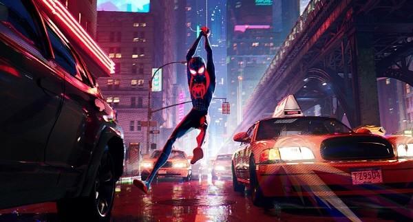 '스파이더맨: 뉴 유니버스' 스틸사진. 사진=소니픽처스코리아 제공