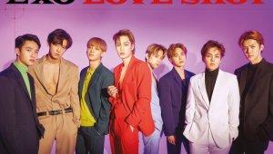 엑소, 정규5집 리패키지 'LOVE SHOT' 주간 음반차트 정상…62개국 아이튠즈·中차트 1위 등 기록행진