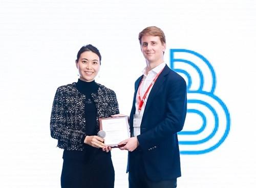 블루콘, 토큰설계 선발대회 CryptoFest2018에서 최고상 수상