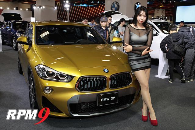 레이싱모델 태림, 2018 타이베이 국제모터쇼에서 미모 과시