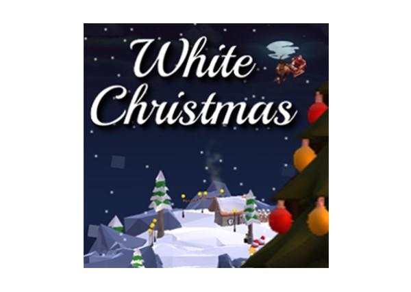 ㅎㅎㅎ팀의 'White Christmas' 배너