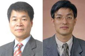 (사진 왼쪽부터) 정동영 상임이사, 이득연 소비자안전센터소장. 사진=한국소비자원 제공