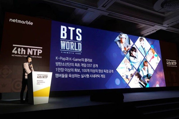 South Korean Game Developers Expand Their Businesses through New Games and Technologies