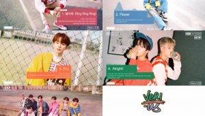 신인그룹 베리베리, 데뷔 앨범 'VERI-US' 하이라이트 공개…'불러줘' 등 5곡 '순수세련미' 듬뿍