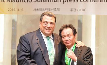글로벌 스포츠통합 플랫폼 ATA클럽, 전 WBC 챔피언 장정구 관장 영입