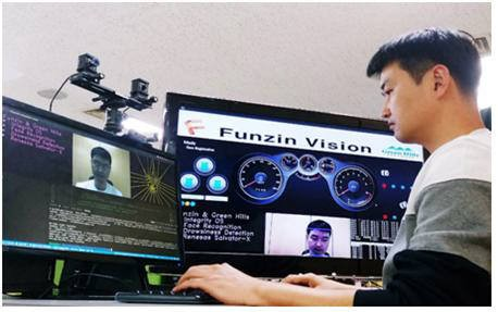 Funzin's own vision computing solution 'FUSION' makes its debut on CES world stage