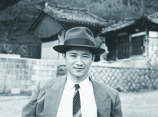 아모레퍼시픽 창업자 서성환 회장의 젊은시절.