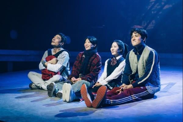 '달빛요정과 소녀' 공연사진. 사진=극단 차이무 제공