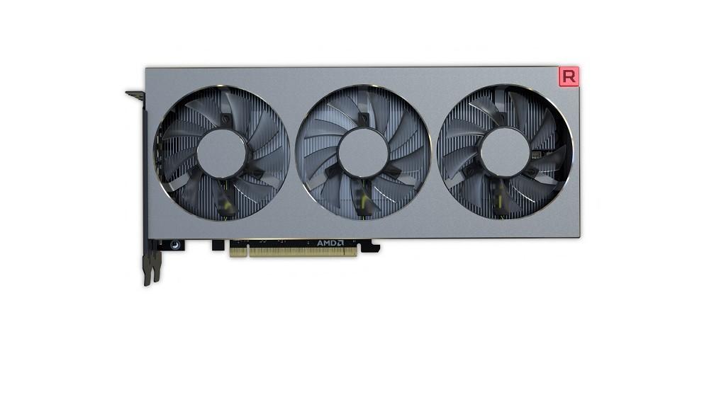세계 최초 7nm 기반 게이밍 그래픽 카드 AMD 라데온 VII
