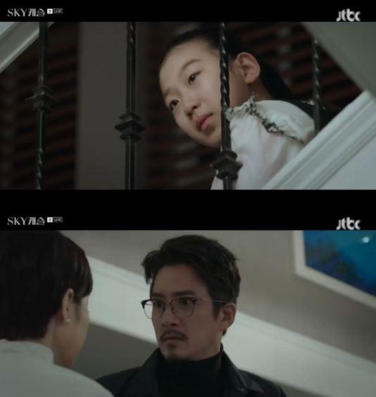 사진=JTBC '스카이캐슬' 방송 캡처