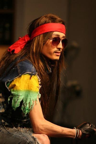 연극 '열 개의 인디언 인형' 공연사진(마스튼 역). 사진=정우영 제공