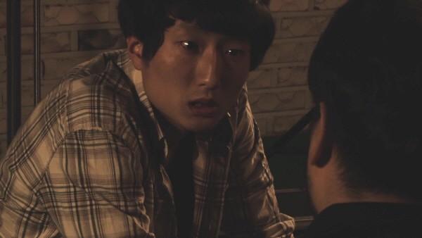 영화 '캐릭터' 스틸사진(영기 역). 사진=정우영 제공