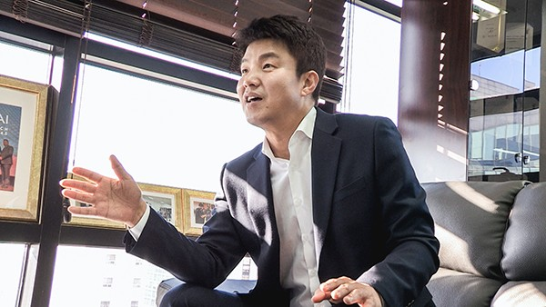 "ETI 인터뷰/ 디온페이 김성민 대표 ""완전히 새로운 BM '디온코인' 기대하셔도 좋아요"""
