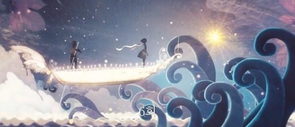 '남자친구' 제6회 애니메이션 스틸사진. 사진=tvN 방송 캡처