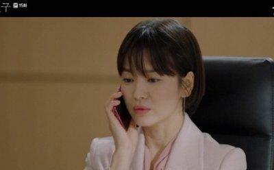 [ET-ENT 드라마] '남자친구'(15) 공감되지 않는 이별의 이유! 박보검의 엄마 때문인가, 송혜교의 아빠 때문인가?