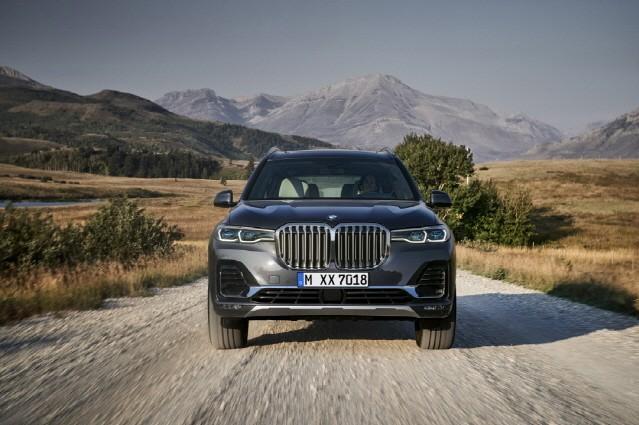 BMW, 최고급 SAV 뉴 X7 사전계약…최고급형 1억6240만원