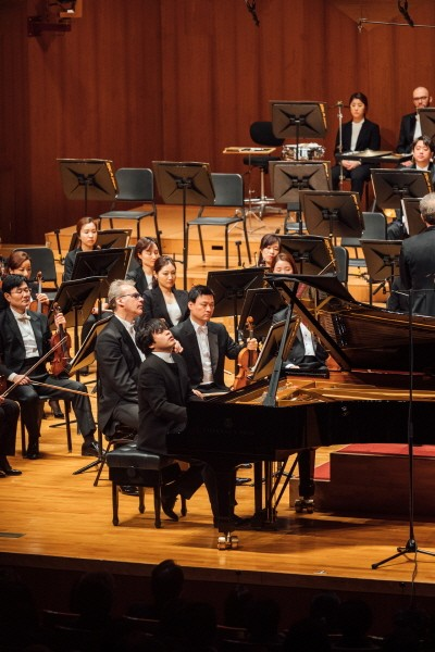 'KBS교향악단 제738회 정기연주회' 공연사진. 사진=KBS교향악단 제공