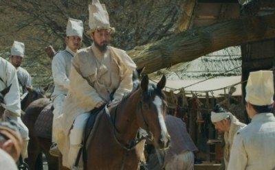 [ET-ENT 드라마] 넷플릭스 '킹덤'(5) 허준호의 등장, 시청자들을 대신해 질문을 던진 배두나