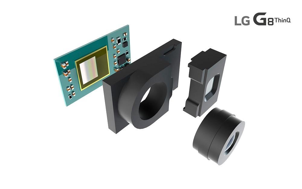 LG G8 ThinQ, 최첨단 독일 3D센서 탑재…AR·VR·생체인증 활용 효과 높여
