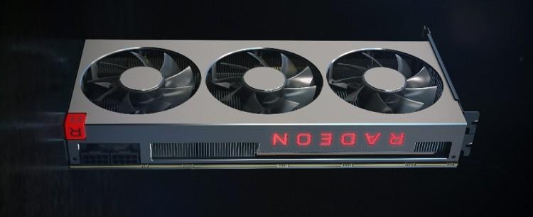 AMD 라데온 VII(Radeon VII), 사진제공 = AMD