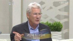 리처드기어 득남 '나이 일흔 앞두고 경사'
